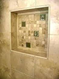 tile shower corner shelf shelves home depot