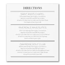 Simply Type Directionmap Card Map Accommodation Cards