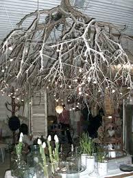 tree chandelier tree branch chandelier sculptural tree twigs chandeliers to realize in an unforgettable setup decor