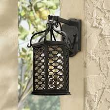 cottage outdoor lighting. Los Olivos Collection 15 1/4\ Cottage Outdoor Lighting