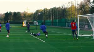 What happened between Miguel Azeez and Bukayo Saka in Arsenal training  session - Arsenal.News
