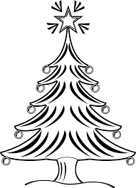 Christmas ClipartChristmas Tree Outline Clip Art