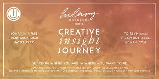 The Creative Insight Journey by Hilary Rothberg — the wynwood yard