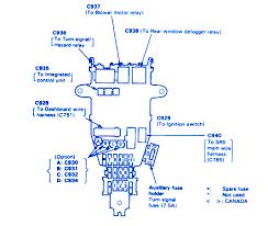 honda accord coupe 1989 fuse box block circuit breaker diagram honda accord fuse box diagram 2009 honda accord coupe 1989 fuse box block circuit breaker diagram