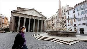 İtalya'da son 24 saatte 553 can kaybı - Son Dakika Haberleri