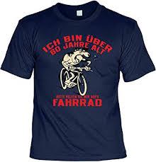 T Shirt 60 Geburtstag Geburtstagsshirt Sprüche 60 Jahre Ich Bin