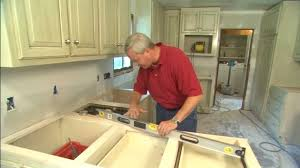 Replacing Cabinets and Countertops in a Kitchen Renovation | Today's  Homeowner