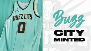 And when can i buy one Charlotte Hornets Buzz City Minted Nba Com