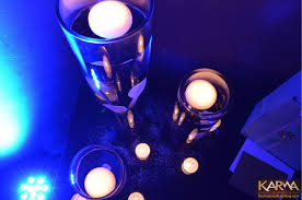 troon north scottsdale blue wedding uplighting 071213 karmaeventlighting blue wedding uplighting