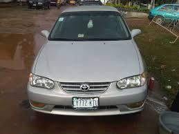 Super Clean Registered Toyota Corolla S 2002 Model For Sale ...