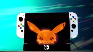 Nintendo Switch Dock Light Up Custom Diy Nintendo Switch Led Dock
