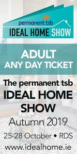 Free Tiket Online Ticket The Permanent Tsb Ideal Home Show 2020