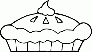 Small Picture Clip Art Pie Coloring Pages Breadedcat Free Printable Coloring Pages