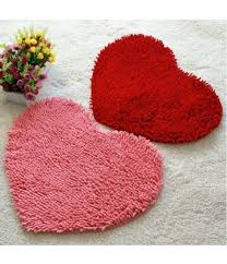 absorbent anti slip mats bathroom bath mat set mat heart shaped round cushion door mats floor