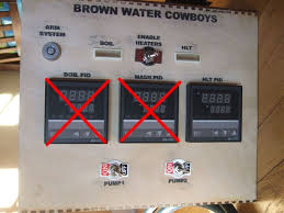 electric brewery control panel on the cheap 7 steps pictures panel simplify2 jpg