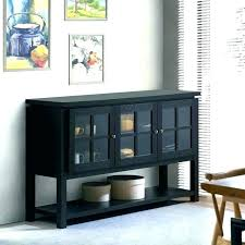 sliding door buffet sideboard with glass cabinet captivating within sideboards buffets love front cabine glass front buffet cabinet
