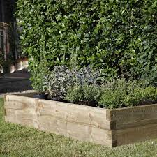 building a raised bed gardening
