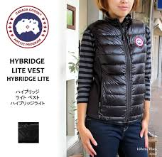 Canada goose women s Highbridge light best CANADA GOOSE LADIES   HYBRIDGE  LITE VEST HYBRIDGE LITE  2702L women s down vest  SF