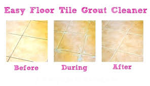 best way to clean tile grout easy floor cleaner