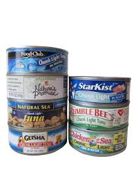 Chunk Light Vs Albacore Tasters Evaluate 7 Brands Of Canned Light Tuna The Boston