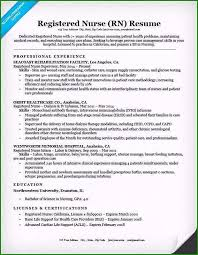 Rn Resume Samples Nursing Resume Examples 2017 Greatest Registered Nurse Rn