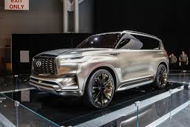 2018 infiniti ex. delighful 2018 nextgen infiniti qx80 to keep same architecture powertrain  motor trend to 2018 infiniti ex i
