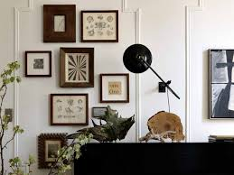 ... How To Decorate Your Stunning Rooms By Arranging Photos On Wall :  Charming Interior Design For ...