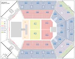 Nku Seating Chart Toby Keith At Bb T Arena