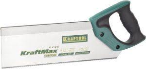 """<b>Ножовка</b> с обушком для стусла <b>KRAFTOOL</b> """"<b>KraftMax</b>"""" <b>TENON</b> ..."""