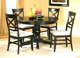 round espresso dining table pedestal wood 60 saludencubacom