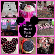 decoration ideas for a minnie mouse party with minnie decoration