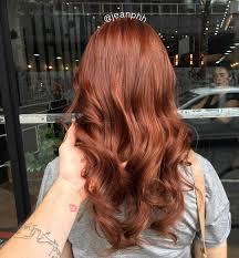 85 How To Dye Hair Auburn