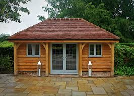 diy garden office plans. Small Buildings And Garden Rooms. Oak Pool House L Diy Office Plans