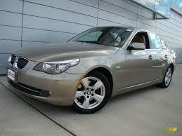 2008 BMW 5 Series 535xi Sedan in Platinum Bronze Metallic - Z67191 ...
