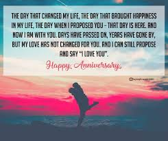 Happy Anniversary Quotes Message Wishes And Poems Sayingimagescom