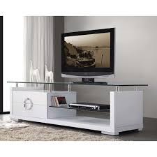 white tv stand. Interesting White Modern White TV Stand For Tv O