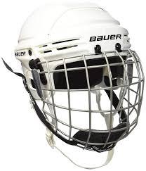 Bauer 2100 Helmet Size Chart Bauer 2100 Combo Adult Helmet With Face Guard