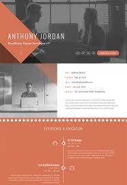 Resume Website Template Free Picture Ideas References