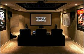Home Theatres Designs Cool Design Inspiration