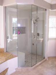 complete bathroom remodel.  Remodel Bath Remodel Sebastopol CA Photo 1  Porcelain Tile Shower With River  Rock Pan Heavy Glass Door Marble On Complete Bathroom Y