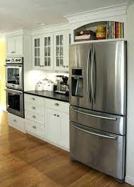 ikea mini fridge above fridge cabinet use stainless steel cabinet over fridge and metal kitchen cabinets mini fridge above fridge cabinet mini ikea mini