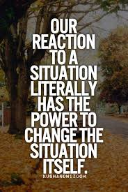 Image result for changing my reaction