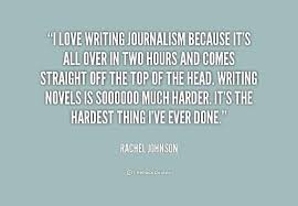 Journalism Quotes Enchanting 48 Best Quotes About Journalism Journalism Quotes QuotesOnImages