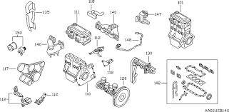 1998 nissan sentra oem parts nissan usa estore engine mechanical a