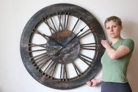 skeleton wall clocks contemporary