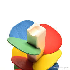 marble run toys wooden blocks montessori marble ball run track game baby model children kids intelligence educational toy artificial intelligence toys