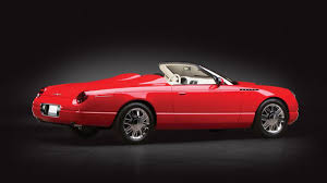 Ford Thunderbird Sports Roadster concept to cross the block | Autoweek