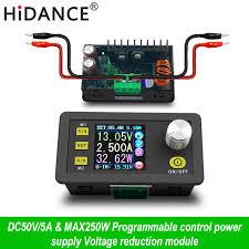 <b>Digital</b> Control power supply 50V 5A <b>Adjustable</b> Constant Voltage ...