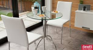 Glass Kitchen Tables Round Kitchen Best Round Glass Top Cool Kitchen Glass Table Home