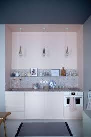 One Wall Kitchens Best 25 Pink Kitchen Walls Ideas On Pinterest Pink Walls
